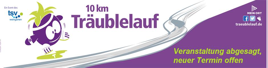 Träublelauf des TSV Weingarten